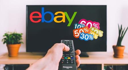 9 smart TVs en oferta en eBay para quienes quieran empezar el año estrenando televisor