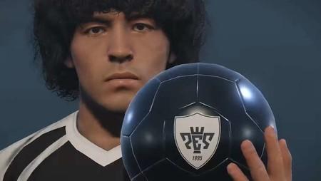 Maradona no solo arregla sus diferencias con Konami, sino que será embajador de PES hasta 2020
