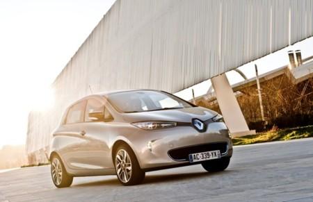Renault ZOE gris 36