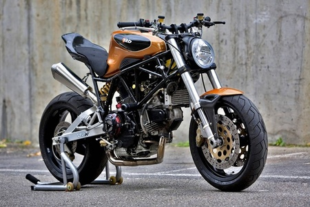Ducati 900 Supersport Matador por Radical Ducati