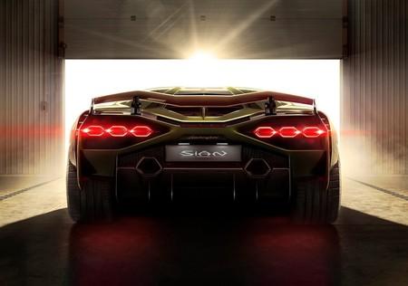 Lamborghini Sian Convertible Podria Llegar Pronto 1