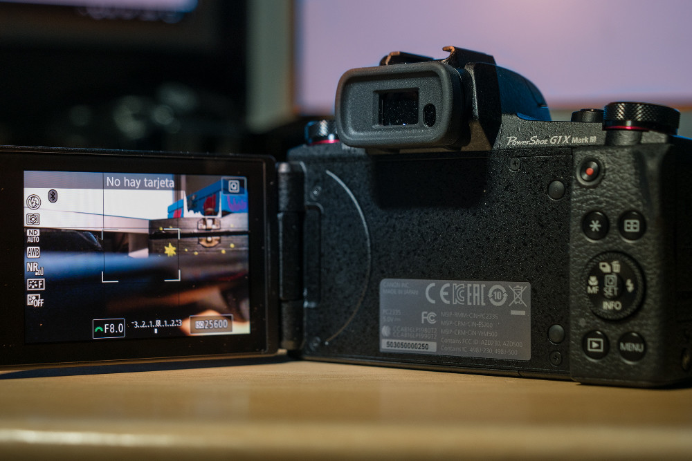 Foto de Canon PowerShot G1X Mark III (32/36)