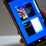 Así lucen en vídeo las novedades exclusivas para phablets de la build 10051 de Windows 10