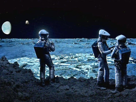 25 Best Moon Movies 2001