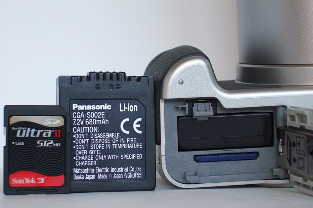 Bateria Tarjeta Memoria