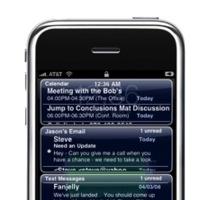 IntelliScreen, información en la pantalla de desbloqueo del iPhone