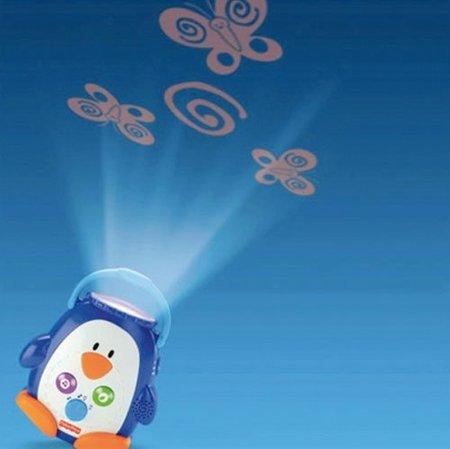 Los 10 juguetes más queridos: pingüino proyector musical, reconociendo imágenes y melodías