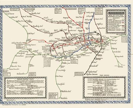 Mapa 1920