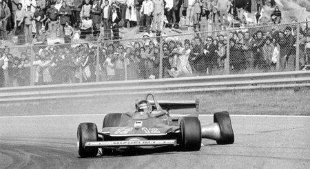 Gran Premio de Holanda de 1979. El coraje y la locura de Monsieur Villeneuve