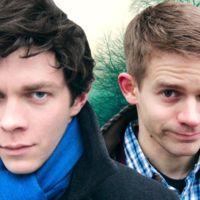 El musical de 'Sherlock', la imagen de la semana