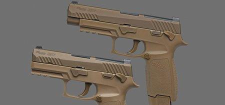 Una pistola modular jubila a la Beretta M9 tras 35 años de servicio en el ejército de los EE.UU.