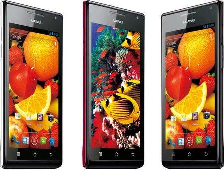 Huawei revela el smartphone más delgado del mundo