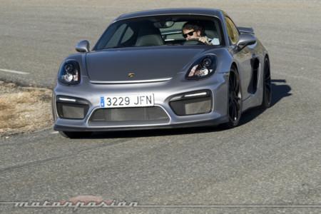 Porsche Cayman GT4 Prueba Motorpasion
