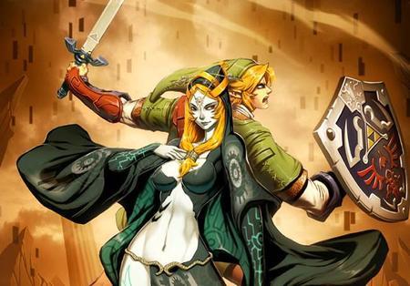 El próximo DLC de Hyrule Warriors incluirá como personaje jugable a Midna en su forma original