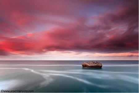 1288 (sobre el mar) de Joserra Irusta