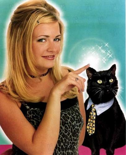 Melissa Joan Hart, de bruja adolescante a toda una madraza Sabrina The Animated Series Sabrina