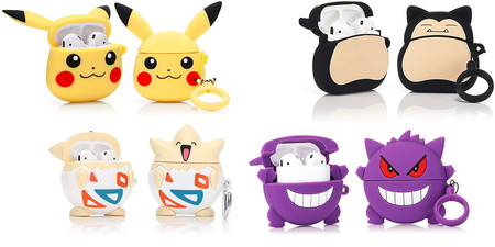 Fundas Pokemon Airpods