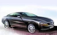 Peugeot podría resucitar al 504 en coupé