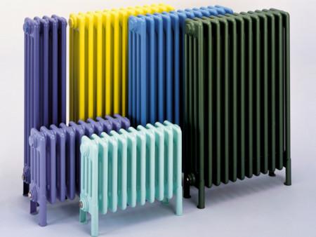 Radiadores de colores