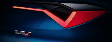El apellido Type S prepara su regreso a Acura con un prototipo de sedán