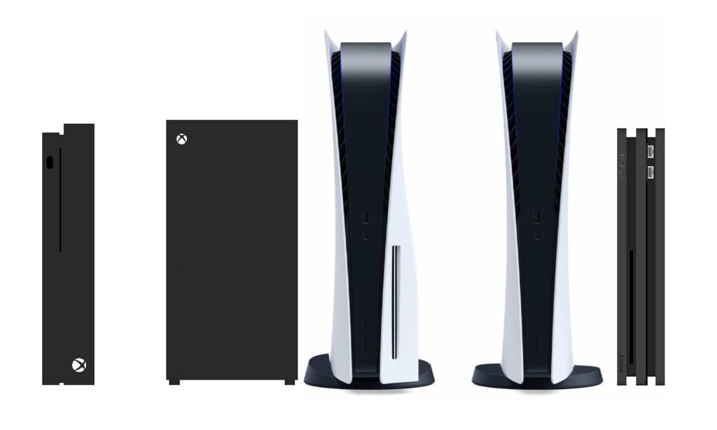 La PS5 es gigante en comparación con otras consolas, y Sony confirma que eso se debe a una cuestión térmica
