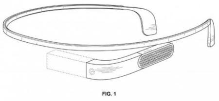 Una nueva patente revela un diseño más ligero y estilizado para las Google Glass