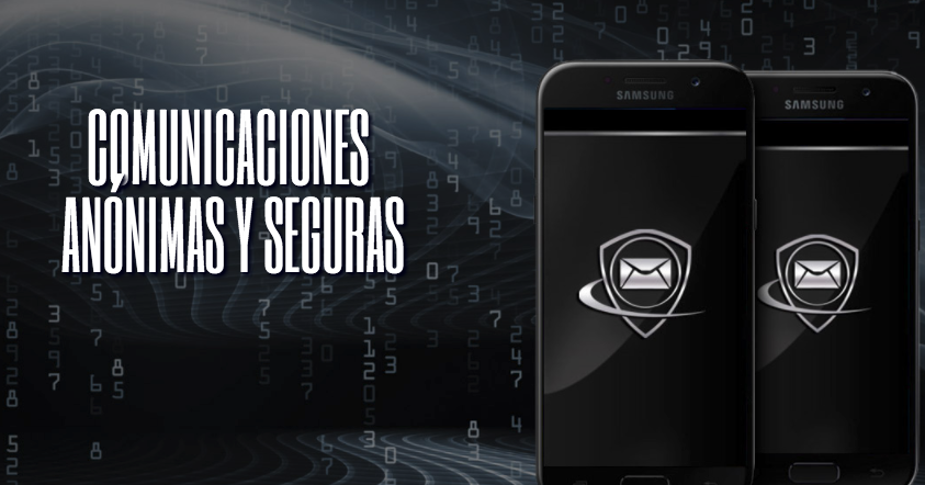 BlackBerry con comunicaciones anónimas y seguras