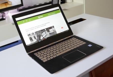 Lenovo Yoga 900S, análisis: ¿merece la pena sacrificar rendimiento por diseño y portabilidad?