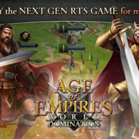 Nunca es tarde si la dicha es buena: 'Age of Empires: World Domination' llega a Android
