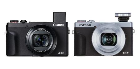 Canon Powershot G5x Ii Y G7x Iii