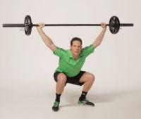 Entrenando la potencia en el pádel con movimientos olímpicos