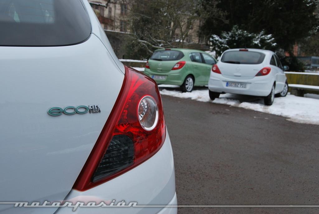 Foto de Opel Corsa 2010 (presentación) (25/37)