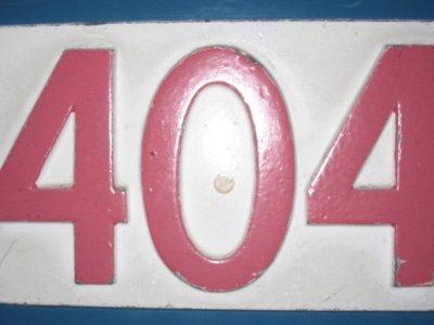 Error 404 Not Found: historia y hazañas de este mítico código