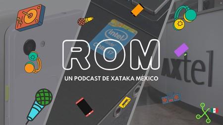 ROM #37: Adiós al internet de fibra óptica de Axtel y el regreso de las ultrabooks por parte de Intel