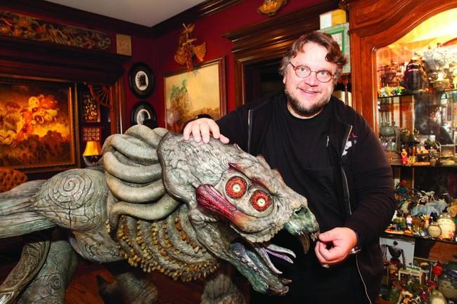 La espectacular exposición 'At Home With Monsters' de Guillermo del Toro por fin llegará a México
