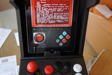 Cargando nuestro primer juego en iMame para disfrutar del iCade