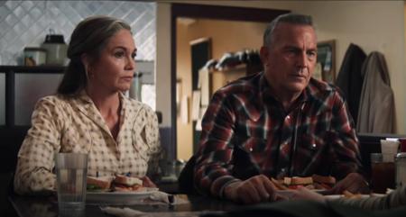 Tráiler de 'Uno de nosotros': Kevin Costner y Diane Lane repiten como matrimonio en este violento neo-western