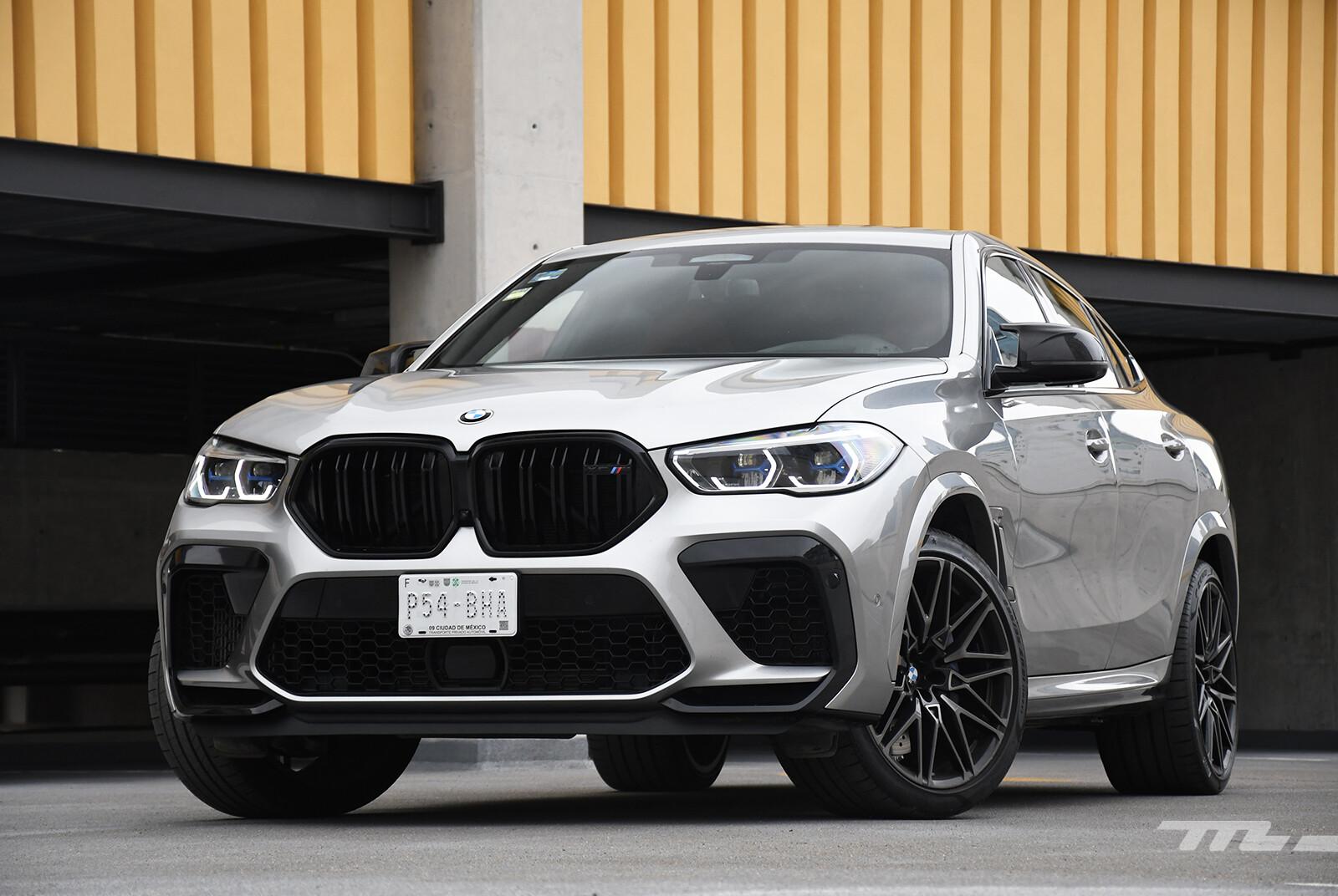 Foto de BMW X6 M Competition 2021 (prueba) (2/27)