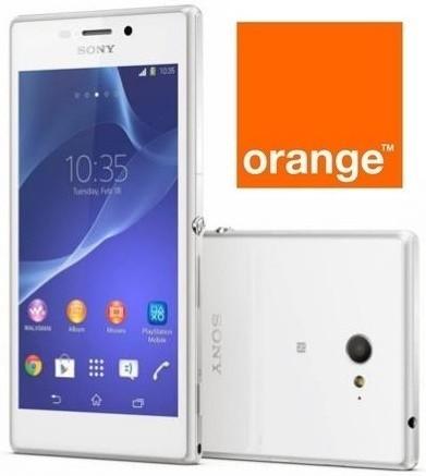 Precios Sony Xperia M2 con Orange y comparativa con Vodafone