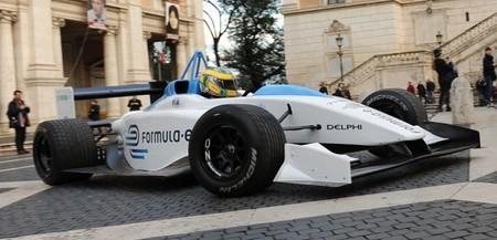 ¿Qué tienen que ver Jaime Alguersuari y la Fórmula E?