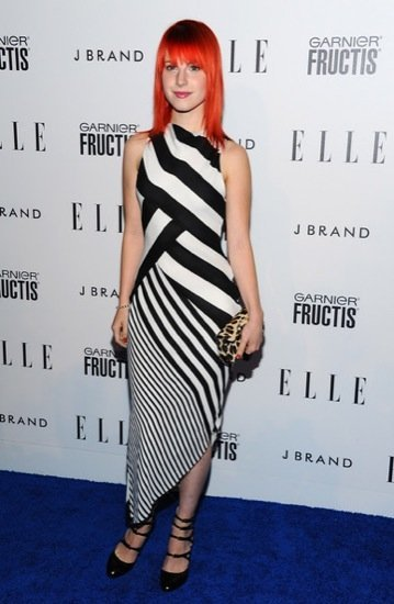 Hayley Williams Annual Women In Music Event