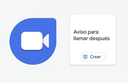 Google Duo ahora te permite crear recordatorios y llamar a tus dispositivos del hogar