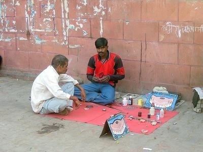 Dentistas en la India