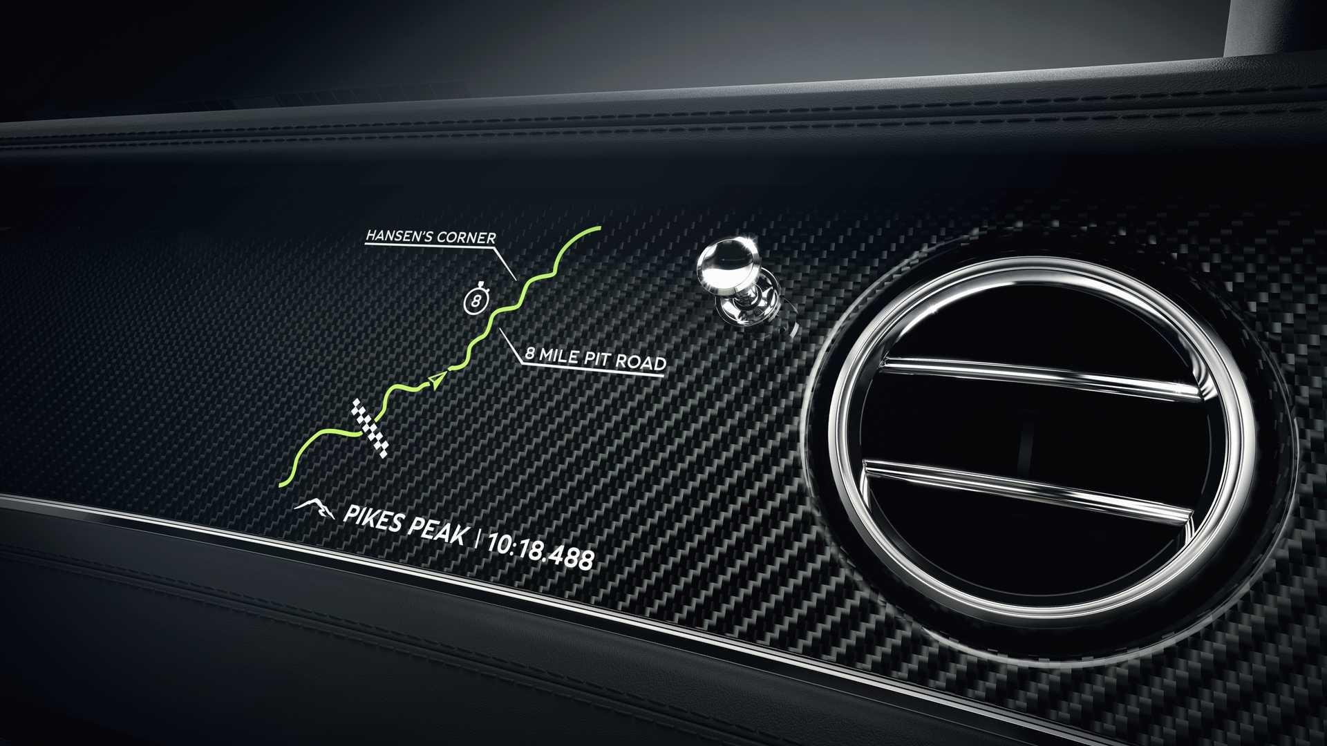 Foto de Bentley Continental GT Pikes Peak Special Edition (6/12)