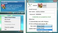 Gmail Growl para Windows