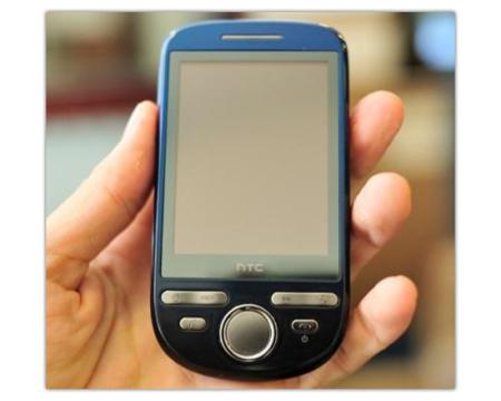HTC Click en vídeo