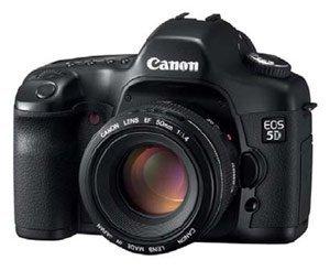 Canon 5D: un monstruo de 13 Megapíxels