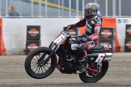 Brad Baker Indian Motorcycle 2017