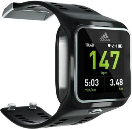 miCoach Smart Run, Adidas responde a las nuevas Nike+ FuelBand con un reloj Android