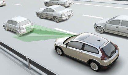 """City Safety"" de Volvo"
